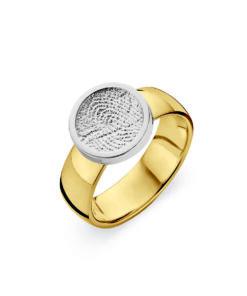 Bliss 1 - Fingerprint Rings