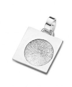 Sky - Fingerprint Pendants