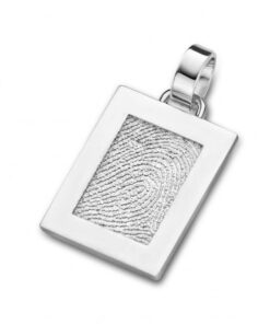 Pure - Fingerprint Pendants