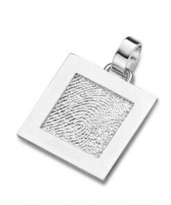 Sincere - Fingerprint Pendants