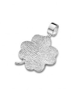 Luck - Fingerprint Pendants