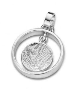 Eternal - Fingerprint Pendants