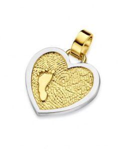 Together - Double print pendants - Baby