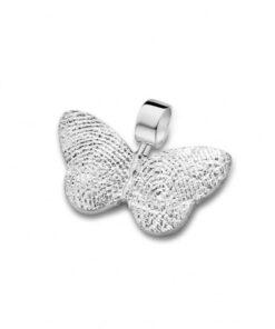 Butterfly - Fingerprint Pendants