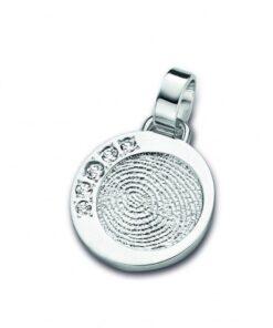 Dazzling - Fingerprint Pendants
