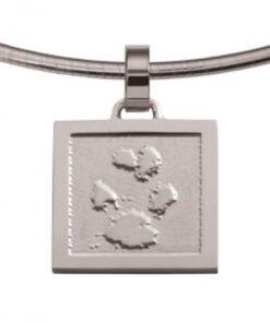Unique - Pendants - Paw Print