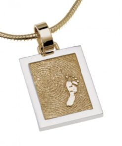 Close - Double print pendants - Baby