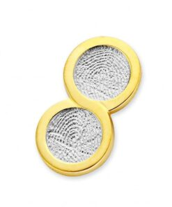 Endless - Double fingerprint jewellery - Pendants