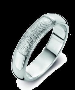Love - Fingerprint Rings