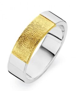 True - Fingerprint Rings