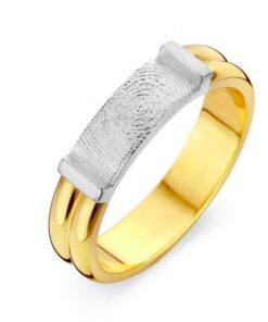 Forever - Fingerprint Rings