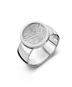 Bliss 2 - Fingerprint Rings