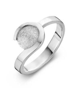 Allure - Fingerprint Rings
