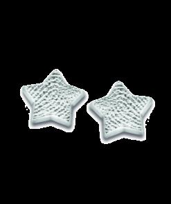 Star - Fingerprint Earrings