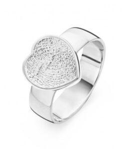 Bliss 3 - Fingerprint Rings
