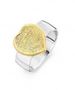 Bliss 4 - Fingerprint Rings