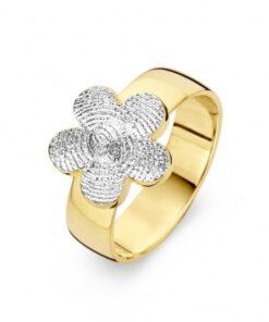 Bliss 5 - Fingerprint Rings