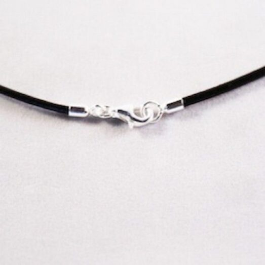 Leather cord -