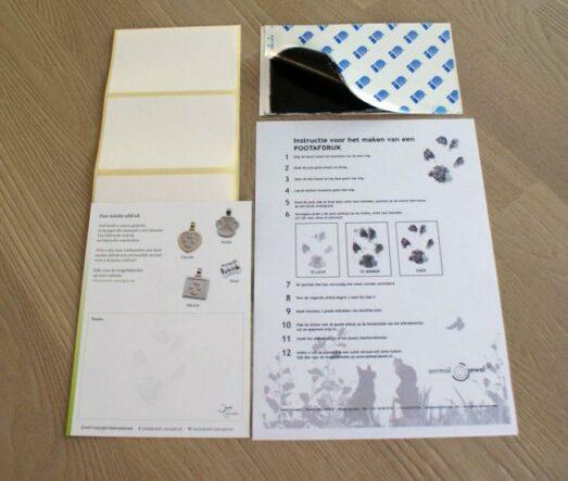 Print kit Animal Jewel -