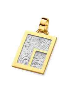 Us - Double fingerprint jewellery - Pendants
